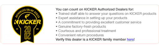 HiFiSoundConnection - Authorized Kicker Dealer