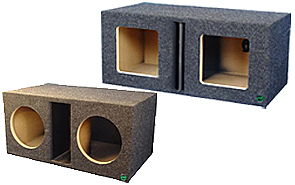 Driver Specific Enclosures