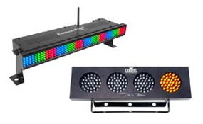 Compact DJ Lighting