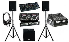 Complete DJ Systems