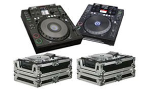 Turntables & Gig Cases