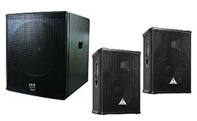 DJ Subs & Speakers