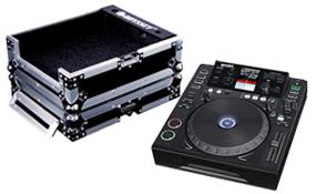 DJ Turntables & Road Cases