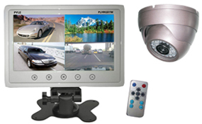 Security & Surveillance Monitors