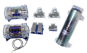 Amp Kits & Capacitors
