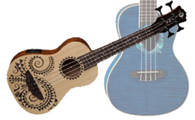 Ukulele Guitars