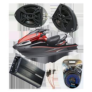 Kawasaki Jet Ski Speakers