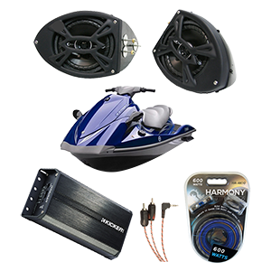 Yamaha Waverunner Speakers