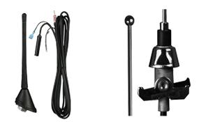 Antennas & Mast