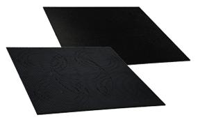 Speaker Box Carpet & Plastic Sheet