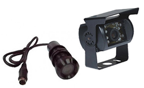 Hitch & License Plate Cameras