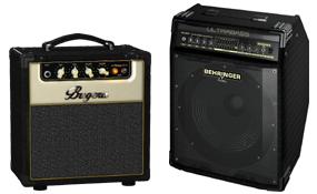 Guitar Amplifiers Combos