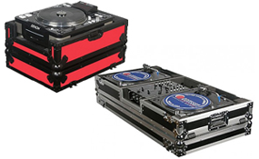 CD MP3 Media Player Combo Cases
