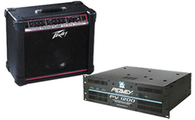 Instrument Amps