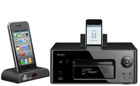 iPod Docks Receivers & Accessories