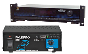 Power Amplifiers & Receivers