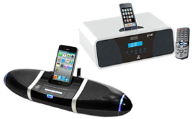 iPod iPhone & iPad Docking Stations