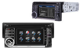 In-Dash Receivers