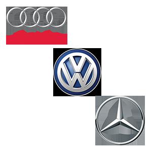 VW - Audi - Mercedes