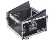 Odyssey Cases FZ1004 ATA Combo DJ Rack Case with 10U Slant & 4U Vertical Spaces