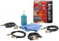 Pyle Home Audio PHDMIKT2 HDTV Cleaning Kit w/ HDMI High Definition Video Component & Optical ...