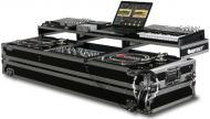 """Odyssey FZGSPDJ19W Remixer Glide Style Series DJ Coffin for a 19"""" Rackmount Mixer and 2 Turn..."""