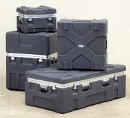 """SKB Cases 3SKB-X2424-18 Roto X Series 18"""" Deep Molded Shipping Case without Foam (3SKBX242418)"""