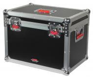 Gator Cases G-TOURMINIHEAD3 ATA Wood Flight Case for Large 'Lunchbox' Style Amplifier H...