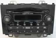 Compatible with 2005 2006 Honda CR-V Factory Stereo 6 Disc Changer CD Player OEM Radio