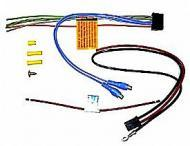 Bazooka BTA-250D/AWK Parts & Accessory Amplfiied Tubes Amplfier Wiring Kit