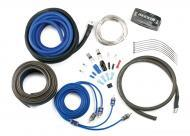 Kicker Car Audio CK8 K-Series 8AWG 2Ch AFS Fuse Holder Complete Power Kits Full-Spec