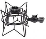 Peavey High Quality Studio Pro Shock Mount with Elastic Band Support (488050)