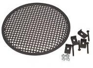 Peavey Black 12 Inch Grille Kit with Surrounding Rubber Trim Insulator (52210)