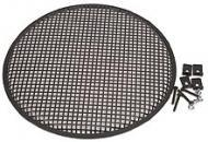 Peavey Black 1.2mm Steel 18 Inch Grille Kit w/ Rubber Trim Insulator (52240)