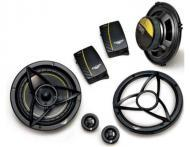 "Kicker DS650.2 B Car Audio DS Series 6 1/2"" Component Speakers"