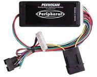 Peripheral PESWICAN CANBUS adapter for all PESWI control interfaces