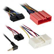 Axxess AX-ADMZ01 Top Performance Data Interface Harness for Mazda 09-Up