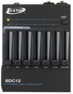 Elation SDC12 Battery Powered Portable Handheld DMX 12-Channel Controller