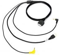 PAC IC-KENUSBAV2 High Speed Audio Video Cable with USB iPod to Kenwood Radios