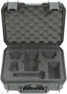 SKB Cases 3I-1209-4-H6B iSeries Case for Zoom H6 Broadcast Recorder Kit (3I12094H6B)
