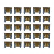 InstallBay ATMLP7.5-25 Mini Low Profile ATM Fuse with 7.5 Amperes -  25 Per Package