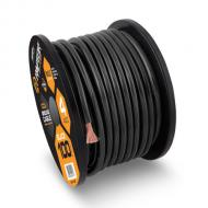 Raptor R31-0-50B Vice Series 10 Awg Power Cable with 50 Feet Length & Copper Clad Aluminum Co...