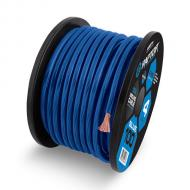 Raptor R41-0-50BL 1/0 Awg Mid Series Power Cable with Blue Color CCA Construction 50 Feet Long