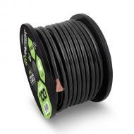 Raptor R51-0-20B 1/0 Gauge Pro Series Power Cable in Black Color 20 Feet Oxygen Free Copper Const...