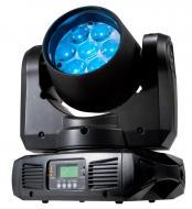 American DJ INNO COLOR BEAM Z7 Quad RGBW LED Moving Head Light Fixture (INN777) - Limited Quanities!
