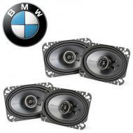 BMW 5 Series 1979-1989 Factory Speaker Replacement Kicker (2) KSC46 Package New