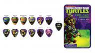 Peavey TMNT Teenage Mutant Ninja Turtles Medium Electric Guitar 12 Pack Picks