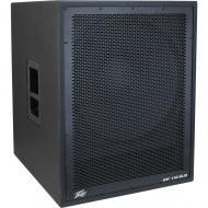 Peavey 3614760 DM 118 Sub Dark Matter 18 Inch Vented Bass Powered Subwoofer Enclosures
