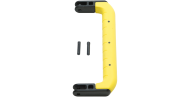 """SKB Cases 3i-HD81-YW 8.625"""" Large Replacement Colored Handle for iSeries Case - Yellow Overmold"""