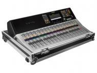 Odyssey Cases FZTF5W Flight Zone Series Yamaha TF5 Mixing Console Case with Wheels